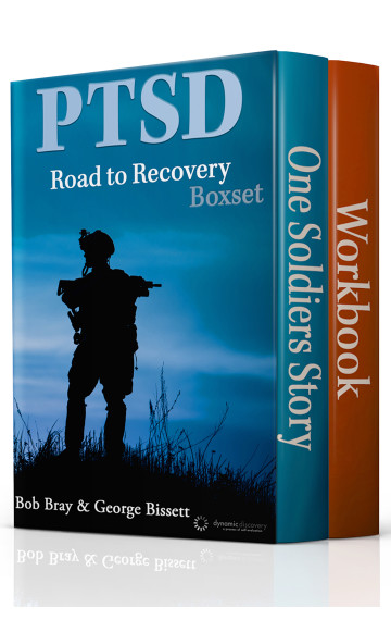 PTSD Road To Recovery Workbook Boxset