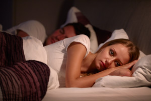 Insomnia anxiety disorder