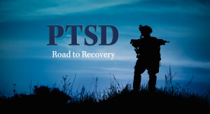 PTSD Road To Recovery Book